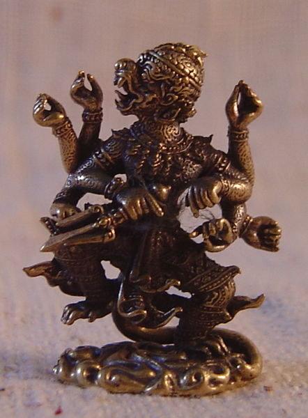 八臂猴神哈努曼
