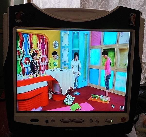 1傳統電視1
