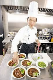 紅燒組冠軍侯圳生師傅的牛肉麵0