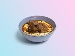 Beef Noodle Soup Reimagined - Mumu – Mumu Meals Inc.