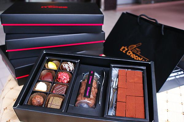 巧克力經典禮盒