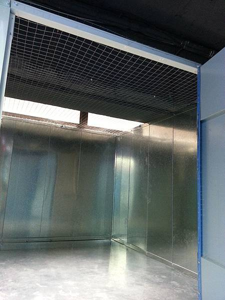 俬儲空間 通風設計 櫃子