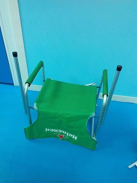 摺疊帆布椅