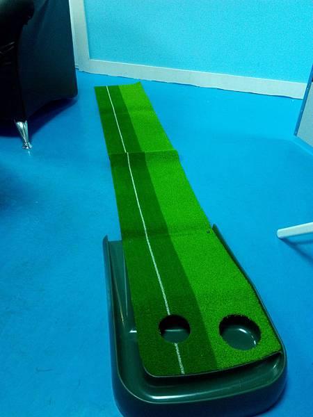 高爾夫推桿練習器