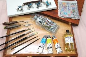 俬儲空間迷你倉-繪畫老師的工作室