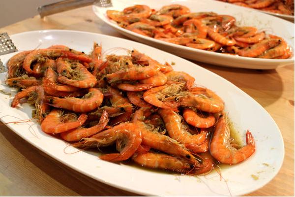 上班這黨事美食年菜-蝦料理