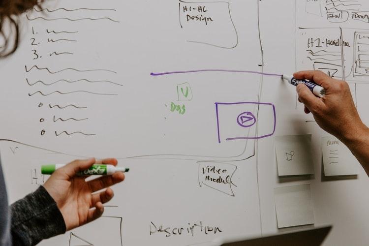 在HTML5教學中學CSS語法,框住所有資訊