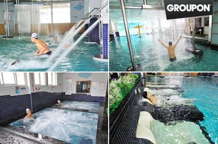 SPA水療池