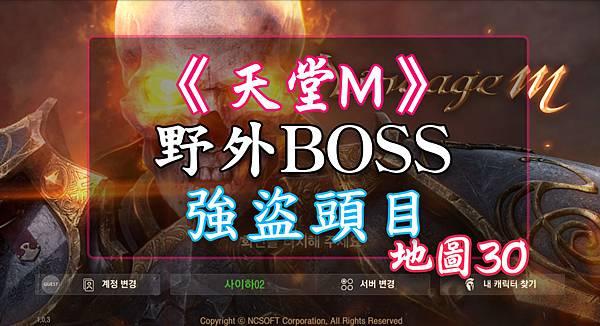 天堂M- BOSS-強盜頭目.jpg