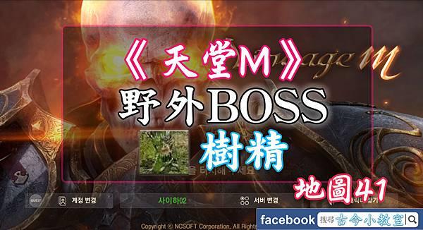 天堂M-野外BOSS-樹精-地圖41.jpg