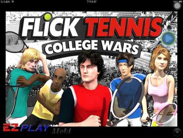 網球遊戲02