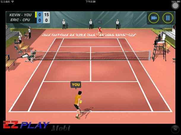 網球遊戲08