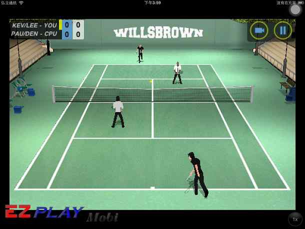 網球遊戲13