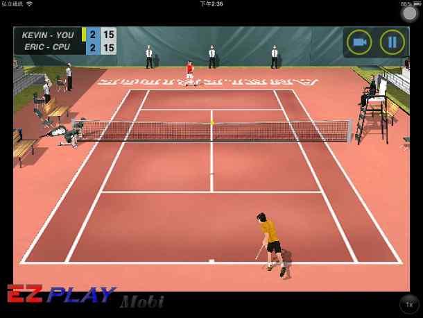 網球遊戲09