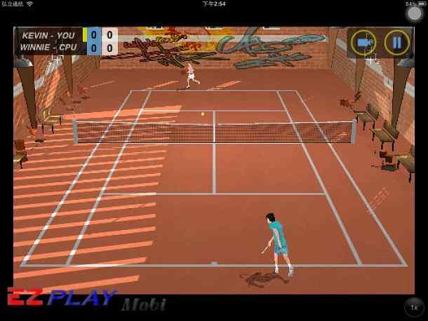 網球遊戲12