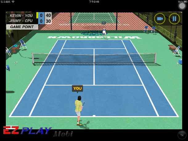 網球遊戲11