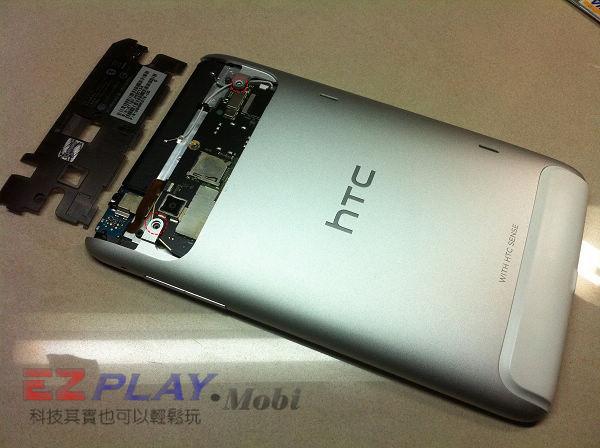 HTC Flyer 觸控破06