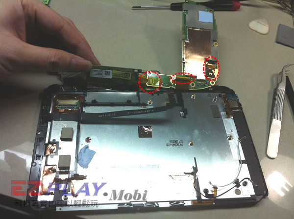 HTC Flyer 觸控破11