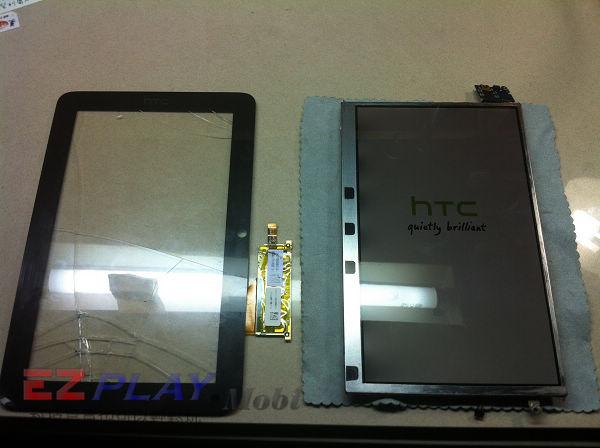 HTC Flyer 觸控破13