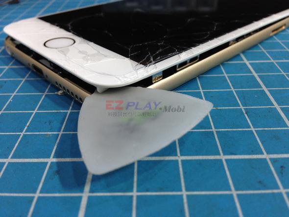 史上最大! Iphone 6 Plus 第一手摔機維修全紀錄5