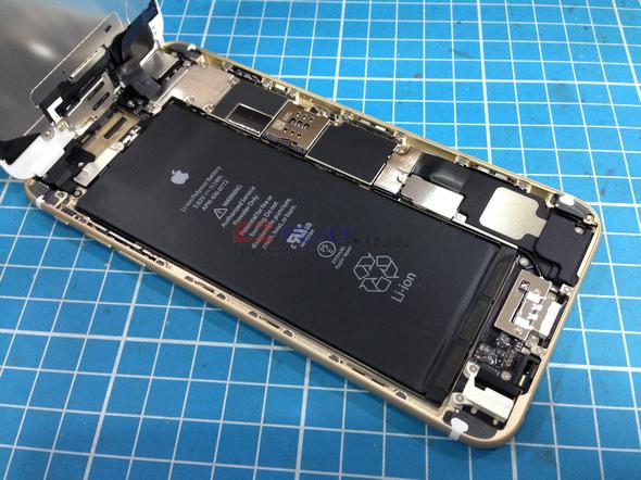 史上最大! Iphone 6 Plus 第一手摔機維修全紀錄6