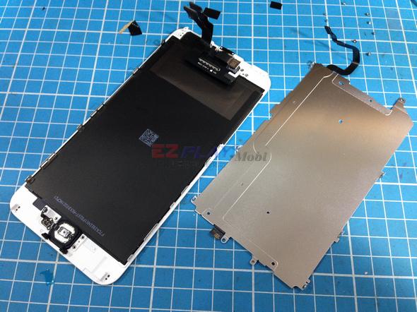 史上最大! Iphone 6 Plus 第一手摔機維修全紀錄10