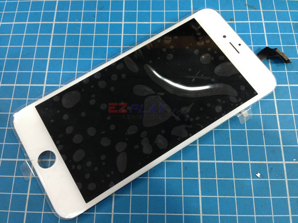 史上最大! Iphone 6 Plus 第一手摔機維修全紀錄15