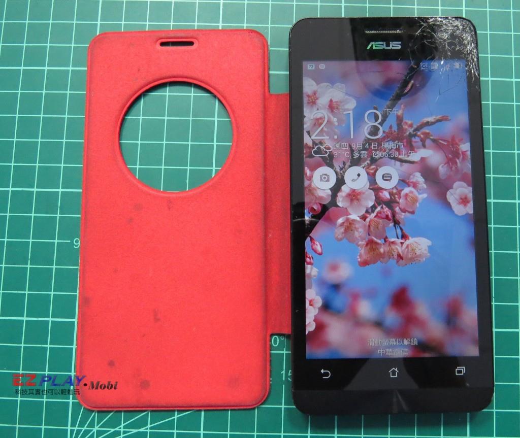 華碩Zenfone5面板拆裝記2