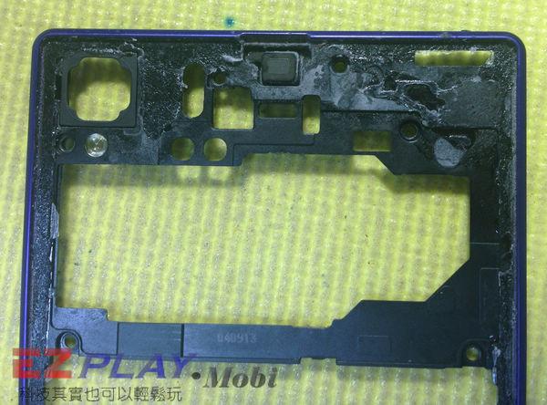 Sony Xperia Z1 手機無訊號維修紀錄8