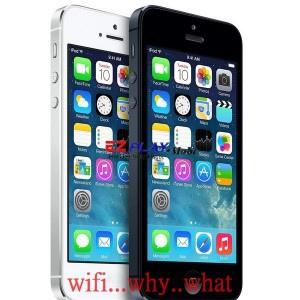 天呀連iphone5的wifi也打不開難道是apple品牌下的專利1