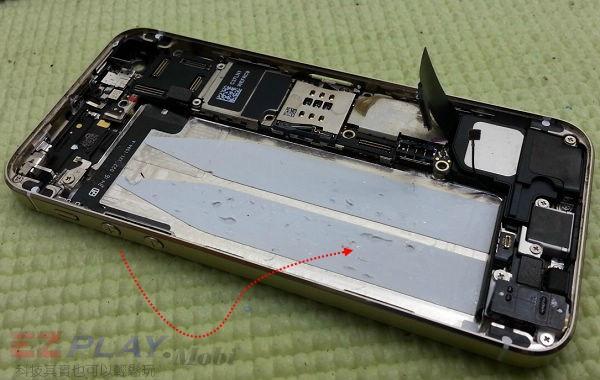 飄洋過海來看你的iPhone 5S雖不防水卻很故事4