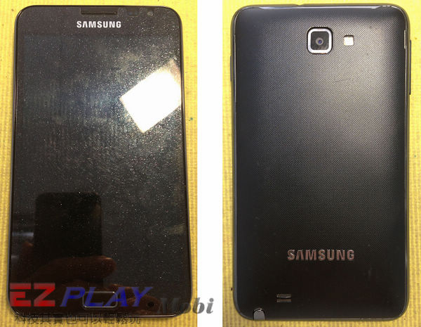 Samsung Note N7000 SIM卡座損壞更換實錄2