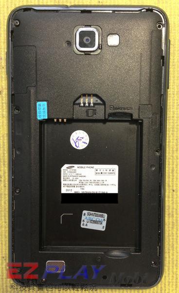 Samsung Note N7000 SIM卡座損壞更換實錄3
