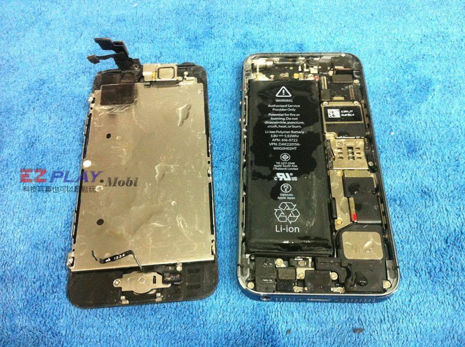 絕命終結站iPhone 5s泡水驚魂記2