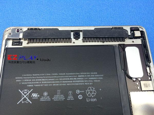 搶先報!!Ipad Air 2 螢幕破碎維修8