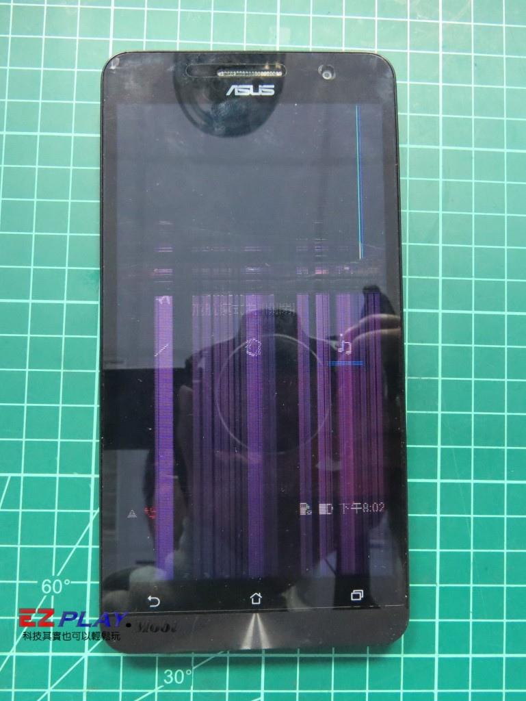 維修預算不夠單換液晶行嗎華碩Zenfone6面板修復記2
