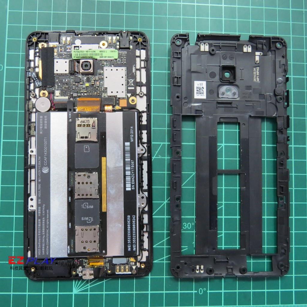 維修預算不夠單換液晶行嗎華碩Zenfone6面板修復記4