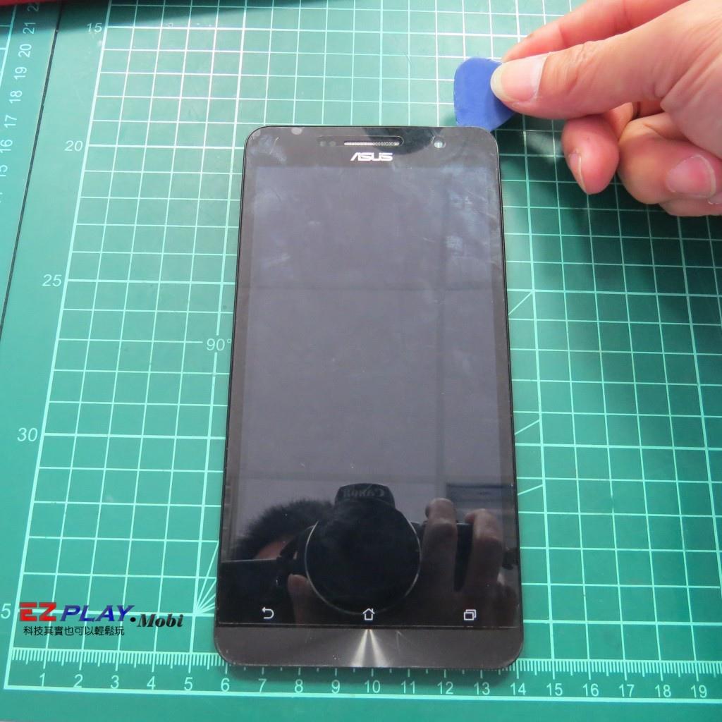維修預算不夠單換液晶行嗎華碩Zenfone6面板修復記5