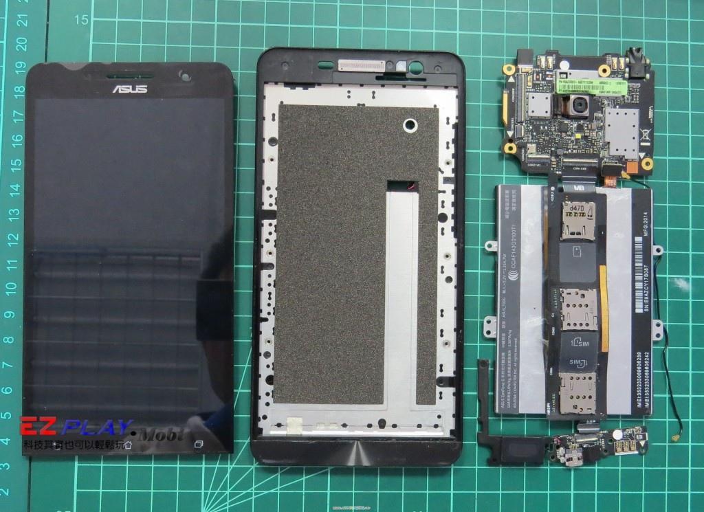 維修預算不夠單換液晶行嗎華碩Zenfone6面板修復記6