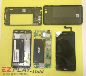 缺一不可的 ASUS Padfone mini 4.3吋手機面板修復記1