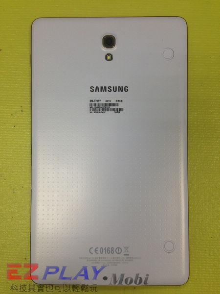 超薄平板 Samsung GALAXY Tab S 面板更換實錄3
