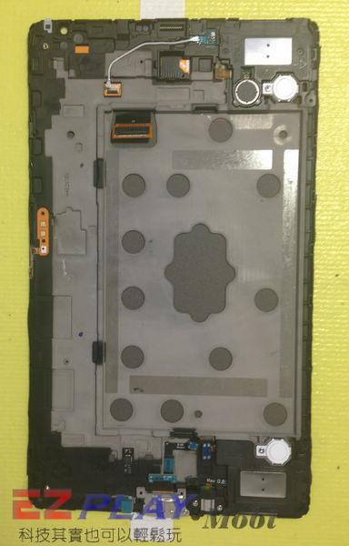 超薄平板 Samsung GALAXY Tab S 面板更換實錄8