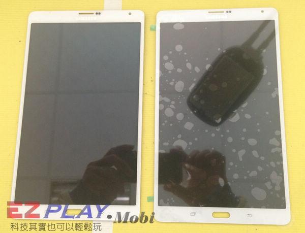 超薄平板 Samsung GALAXY Tab S 面板更換實錄10