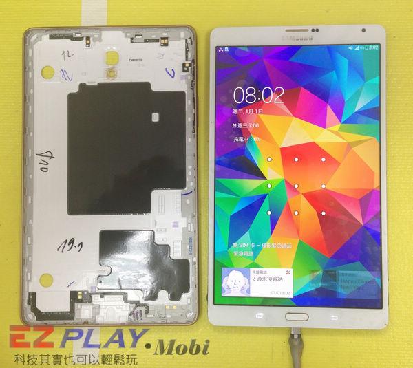 超薄平板 Samsung GALAXY Tab S 面板更換實錄11