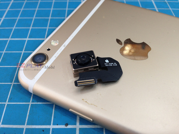 Iphone6 6 Plus 相機糢糊無法對焦會是Apple另一起的設計瑕疵嗎7