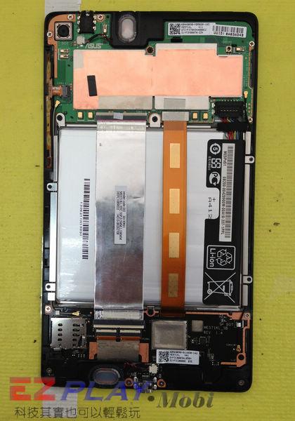 小天使惡魔的報復 Nexus 7 二代 面板維修記11
