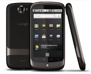 Nexus One 的確有 HTC 的機車血統1