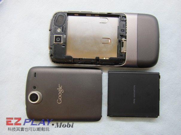Nexus One 的確有 HTC 的機車血統3