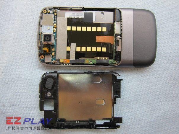 Nexus One 的確有 HTC 的機車血統4