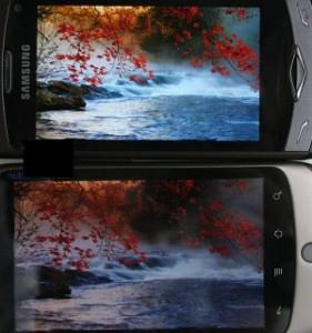 令iPhone 4也失色的-AMOLED螢幕顯示技術1